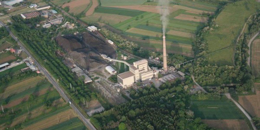 """Termoelektrana """"Morava"""", Svilajnac"""